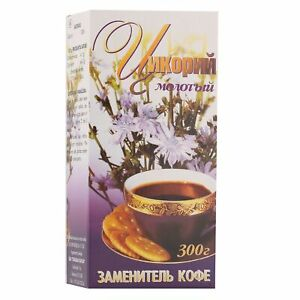 Coffee Substitute Roasted Chicory Caffeine FREE 300g