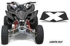 AMR Racing Head Light Eyes Honda TRX 400EX ATV Headlight Decals Part LIGHTS OUT