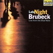 NEW - Late Night Brubeck: Live from the Blue Note by Dave Brubeck
