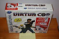 Virtua Cop Stunner Bundle (Sega Saturn) - NEW SEALED, SUPER RARE TO FIND!