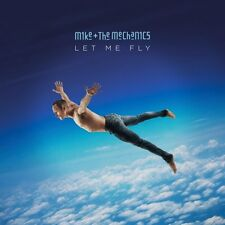 MIKE & THE MECHANICS - LET ME FLY CD ALBUM (April 7th 2017)