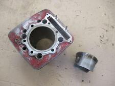 Cylindre / piston pour Honda 600 XLL - XLM - XLLM - PD04