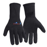 1 Pair Diving Swimming Gloves Surfing Gloves Neoprene Wetsuit Paddle Size M 3mm