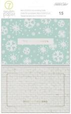 "STUDIO CALICO  Seven Paper - Felix - Journal Cards 4"" x 6"" (15 Piece)  332639"