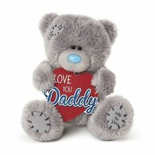 Me to You 4 Love You Daddy Plush Bear - Tatty Teddy Bear