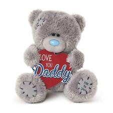 Me to You 4 Love You Daddy Plush Bear - Tatty Teddy Bear