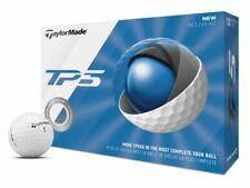 TaylorMade Tp5 Golf Balls 2019 3 Dozen White No Logos New 11022