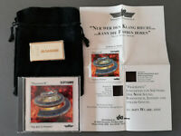 Software Klaus Schulze Promo CD Boxset Fragance Tasche Parfum Sheet 1990 Rar