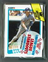 Robin Yount - 1990 Fleer Rack Pack - Sealed - New - Unopened (HOF) - Brewers