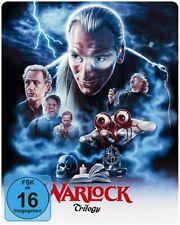 Warlock Trilogy (3 Blu-rays) (SteelBook) Blu-ray *NEU*OVP*