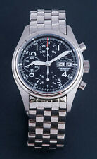 Armand Nicolet Automatik Automatic Uhr Chrono Chronograph A9098A2-NR-M9060 NEU