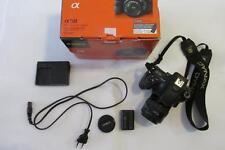 Sony Alpha A58 20.1MP Digital-SLR SLT Camera/Camcorder +35-70mm Minolta Lens