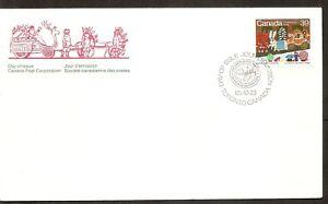 Canada SC # 1067 Santa Claus FDC . Canada Post Corporation