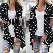 Women Jacket Coats Long Sleeve Cardigans Long Sleeve Outwear Ladies Casual Tops