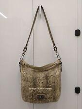 *COACH Kristin CrossBody Hobo Bag Snakeskin/Python Embossed Leather Handbag $498