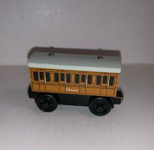 Thomas the Train - CLARABEL - Wooden Wood Sodor Railway Passenger Car TOMY