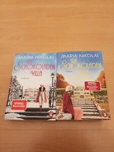 Maria Nikolai Band 1&2 Die Schokoladenvilla & Schokoladenvilla Goldene Jahre