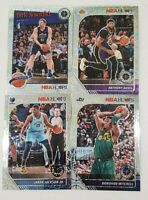 2019-20 NBA Hoops Premium Stock SILVER LASER PRIZMS Parallels You Pick