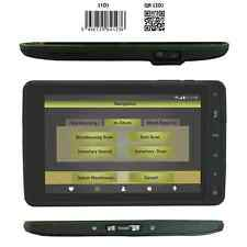 Rugged 2D barcode scanner tablet NFC 4g bluetooth gps camera IP65 waterproof