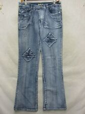 D7131 BNX Best Stretch Killer Fade Jeans Women's 31x32