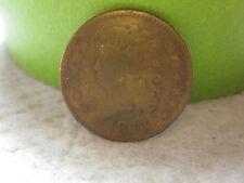 1811 Classic Head Half Cent (1/2 Rare Key Date)