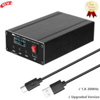 ATU-100-0A 1.8-30MHz Automatic Antenna Tuner+Shell Upgraded Version For ATU-100