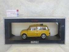 Fiat 500 Giardiniera 1968 Positano Yellow 1:18 Norev