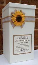 Per matrimonio biglietto post box, BOMBONIERE, regali di nozze, pozzo dei desideri