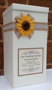 Wedding Card Post Box, Wedding Favours, Wedding Gifts, Wishing Well