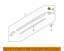 VOLVO OEM 03-14 XC90 Exterior-Rocker Molding Clip 8659462