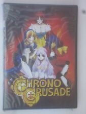 New Chrono Crusade Complete TV Anime Series 3-DVD Episodes 1-24 Collection
