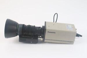 Panasonic AW-E650 Convertible Camera W Fujinon AW-LZ16MD73P 1:1.9/7.3-117mm Lens