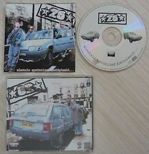 CD ALBUM ACID 25 ELECTRIC SYNTHETIZED DIETHYLAMID 11 TITRES