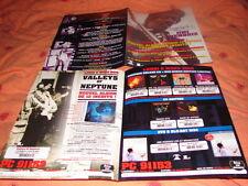 JIMI HENDRIX VALLEYS OF NEPTUNE!!!RARE FRENCH PRESS/KIT