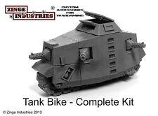 Zinge Industries el tanque Bicicleta (A7) de alta calidad de vehículo inspirado S-TBI01 Nuevo