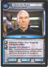 Star Trek CCG  2E Promo Jean-Luc Picard 0P4