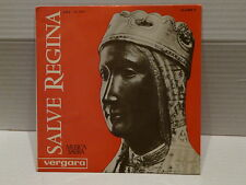 ESCOLANIA DE MONTSERRAT Salve Regina 156005 VERGARA Pressage ESPAGNE