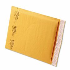 New 100 Sealed Air Jiffylite Self-Seal Bubble Mailers Size #2 Brown 8 1/2 x 12