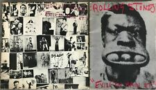 ROLLING STONES Exile On Main St. 33T + Livre + CP Robert FRANK Photos