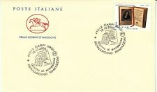 Italia  2003 FDC anniversario nascita Ramazzini 2752  Mnh