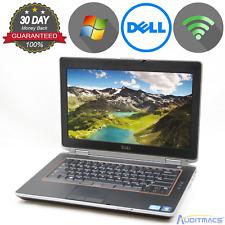 """Dell Latitude E6420 Laptop 14.1"""", i5-2520M 2.5GHz, 500GB, 4GB, Windows 7 (Z3E2)"""