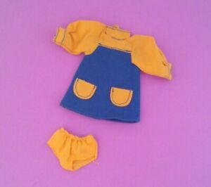 Vintage Barbie Tutti Birthday Party #8389 European Exclusive - Dress and Panties