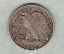 More details for usa 1918s silver half dollar in good fine condition