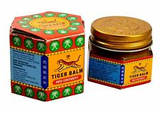 Tiger Balm Red Haw Par Ointment Massage Muscle Pain Relief 21ml