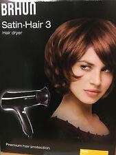 Braun Satin Hair 3 HD310 StyleundGo Haartrockner