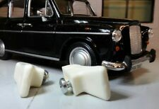 Austin FX4 London Black Taxi Cab Rectangular Smiths Heater Door Handle Knobs