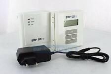 WIRELESS DIGITAL ROOM STAT THERMOSTAT FOR BOILERS (CENTRAL HEATING)
