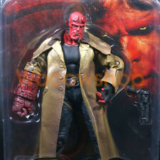 """Mezco Hellboy Golden Army 7"""" Action Figure Smoking Ver. Series 2 1:12 Collection"""