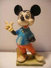 JIM RARE 60' Walt Disney Production Ancienne figurine 12cm MICKEY Topolino ITALY