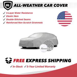 All-Weather Car Cover for 2014 Subaru XV Crosstrek Wagon 4-Door